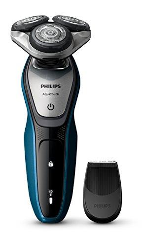 Philips S5420/06 AquaTouch Nass- und Trockenrasierer, Pr�zisionstrimmer
