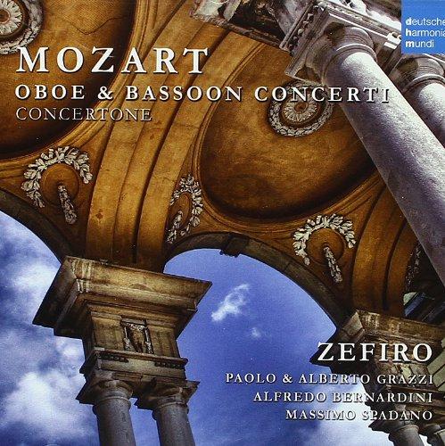Konzerte f�r Oboe und Fagott/Concertone