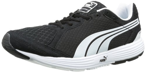 Puma Descendant v1.5 187287 Herren Laufschuhe, Schwarz (black-white 03), EU 43 (UK 9) (US 10)