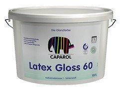Caparol Latex Gloss 60 Innenfarbe 2.5 Liter