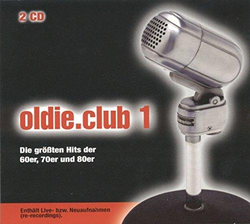 Oldie.Club 1 - Die gr��ten Hits der 60er, 70er und 80er