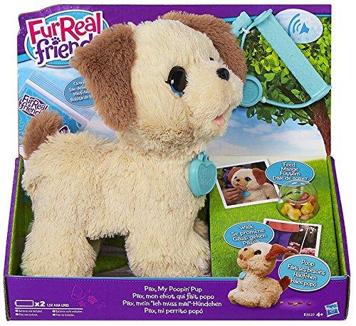 Hasbro FurReal Friends B3527EU4 - H�ndchen Pax, elektronisches Haustier