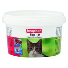 Beaphar Top 10 Multivitamine f�r Katzen 117g
