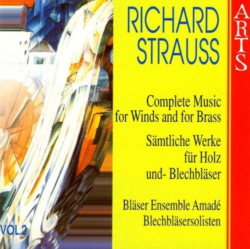 Wiener Philharmoniker Fanfare F�r Blechblasinstrumente Und Pauken, Op. AV109 (Strauss)