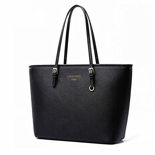 LI&HI Damen fashion elegant Leder Beutel shopper bag Umh�ngetaschen Schulterbeutel Abendtaschen Clutch