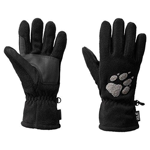 Jack Wolfskin Damen Handschuhe Paw, black, M, 19615-600003