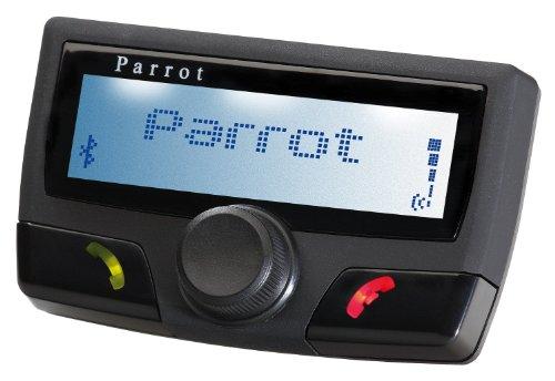 Parrot CK3100 LCD Advanced Bluetooth Freisprecheinrichtung schwarz