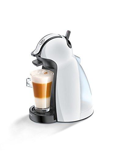 DeLonghi EDG 100.W Nescaf� Dolce Gusto Piccolo Kaffeekapselmaschine (manuell) wei�