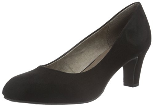 Tamaris Damen 22418 Pumps, Schwarz (Black 001), 37 EU