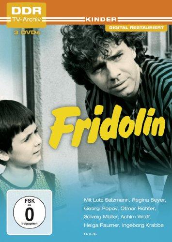 Fridolin (DDR-TV-Archiv) [3 DVDs]