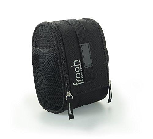 frooh� Toiletten Tasche S: Die kompakte Toilettentasche f�r feuchte Toilettent�cher und Hygieneartikel, mit mobilem Toilettenpapierhalter