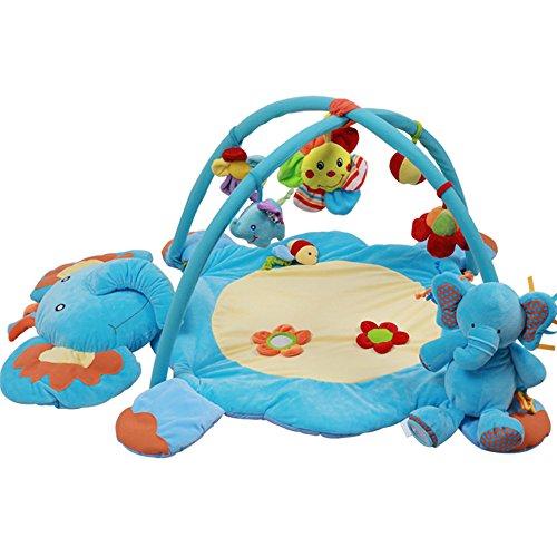 Elefant Baby Kind Krabbeldecken| Spielb�gen| Spielmatte| Spielteppiche