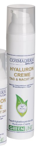 COSMADERM Hyaluron Creme Tag & Nacht 24h 100ml