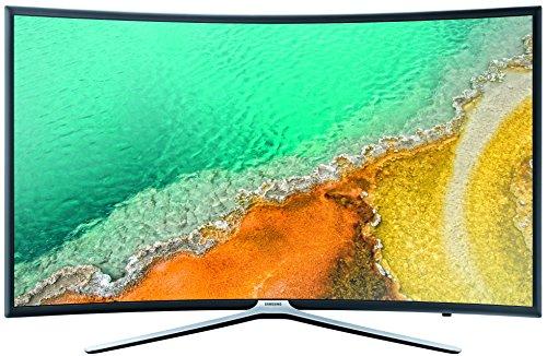 Samsung UE40K6379SUXZG 101,6 cm (40 Zoll) Curved Fernseher (Full HD, Triple Tuner, Smart TV) schwarz
