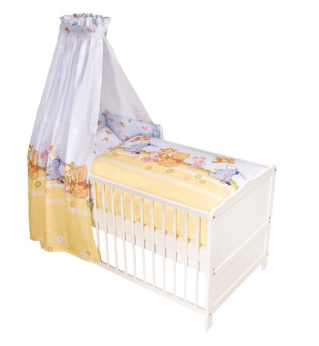 Julius Z�llner 5230010003 - Baby Pooh and Friends Bett-Set 3-teilig