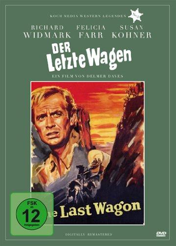 Der letzte Wagen - Western Legenden No. 3
