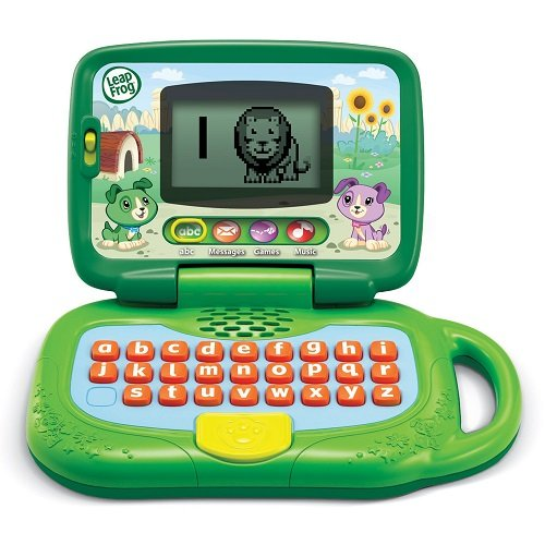 LeapFrog My Own Laptop, gr�n (englische Version)