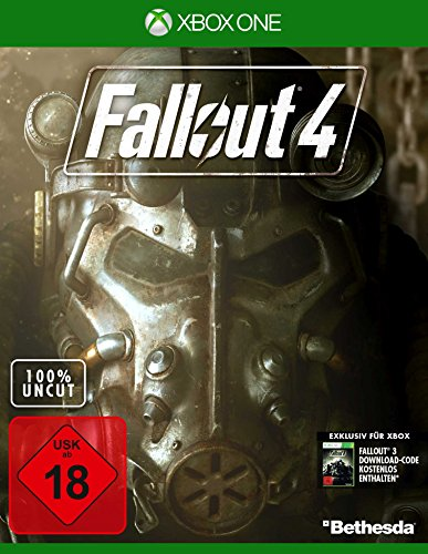 Fallout  4 Uncut - [Xbox One]