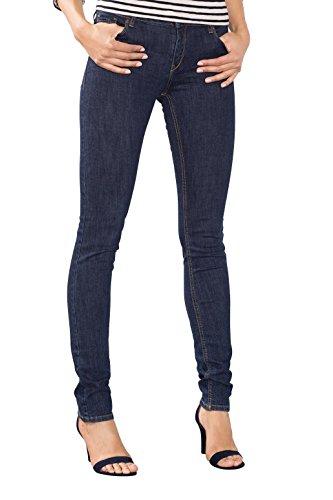 ESPRIT Damen Jeanshose 086EE1B056, Blau (Blue Rinse 900), W29/L32