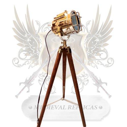 Sch�ne Stehlampe, Vintage-Design