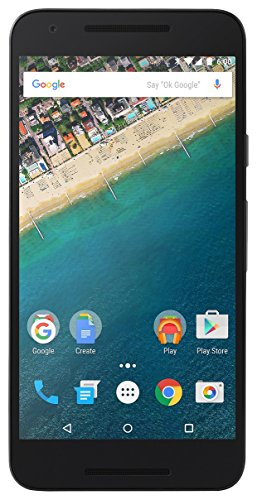 LG Nexus 5X Smartphone, 5,2�Zoll (13,2�cm) Display, RAM 2�GB, Android 6.0