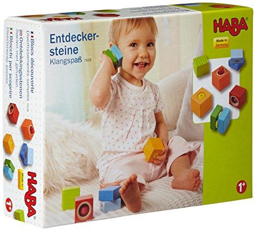 HABA 7628 - Entdeckersteine Klangspa�