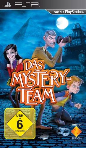 Das Mystery - Team - [Sony PSP]