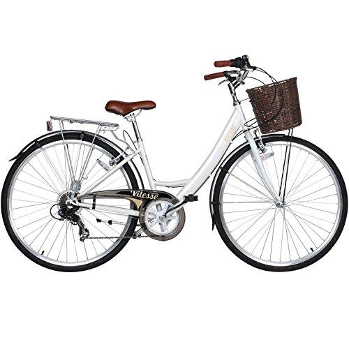Viking Vitesse 6 Gang Citybike Damenrad Fahrrad Damenfahrrad, Rahmengr�sse:48 cm