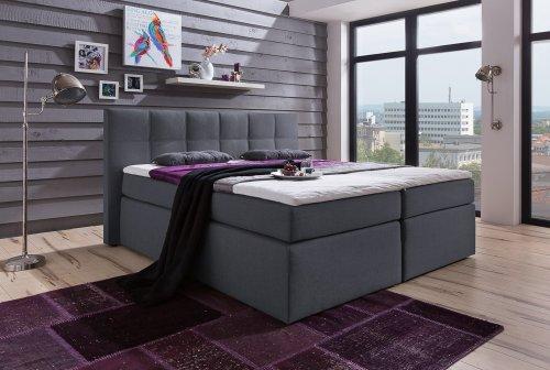 boxspringbett angebote und preisvergleiche bersicht 1. Black Bedroom Furniture Sets. Home Design Ideas