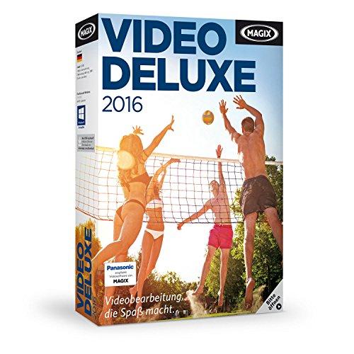 MAGIX Video deluxe 2016, Das Videobearbeitungsprogramm f�r beeindruckende Videos