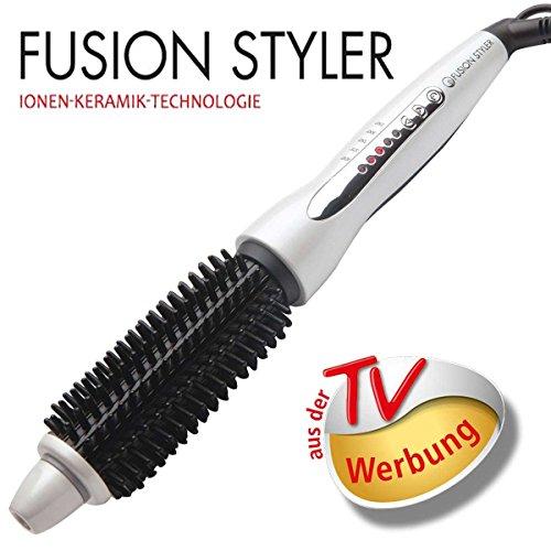 Fusion Styler - Der Multistyler mit Keramik-Ionen-Technologie