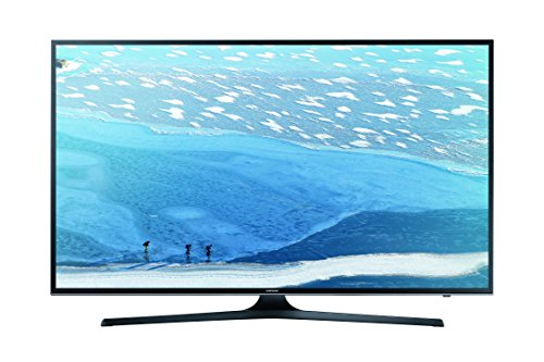 Samsung UE50KU6079UXZG 127 cm (50 Zoll) Fernseher (Ultra HD, Triple Tuner, Smart TV) schwarz
