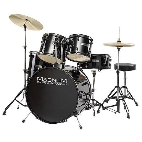 Magnum Budget 22 black � Schlagzeug