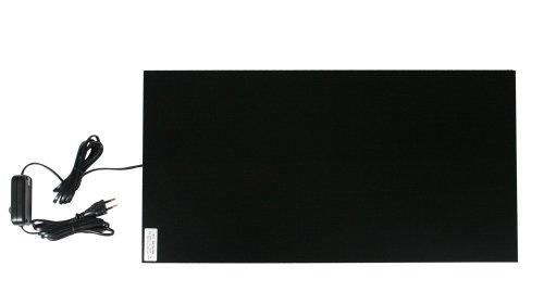 Thermo 3148044 Infrarot-W�rmeplatte 300 x 600 mm, 230 V, 150 W, 80 Grad Sicherheitsthermostat