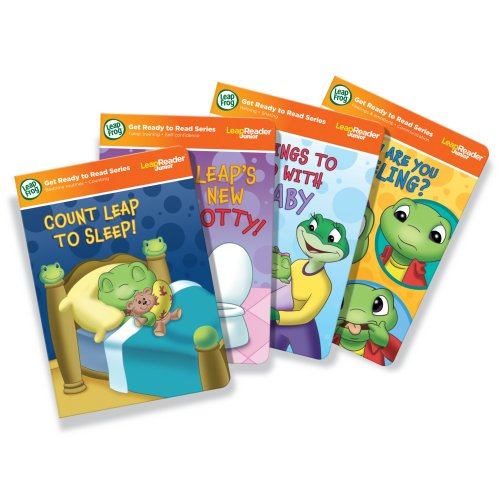 LeapFrog LeapReader/Tag Junior Book Set: Toddler Milestones (Englische Sprache) [UK Import]