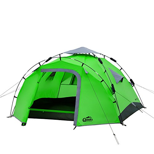 Qeedo Quick Pine 3 Campingzelt - gr�n