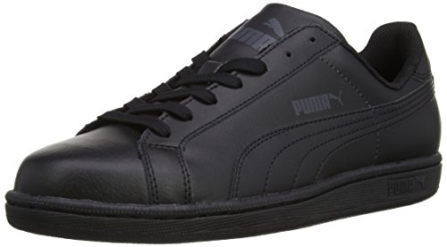 Puma Puma Smash L, Unisex-Erwachsene Sneakers, Schwarz (black-dark shadow 04), 44.5 EU (10 Erwachsene UK)