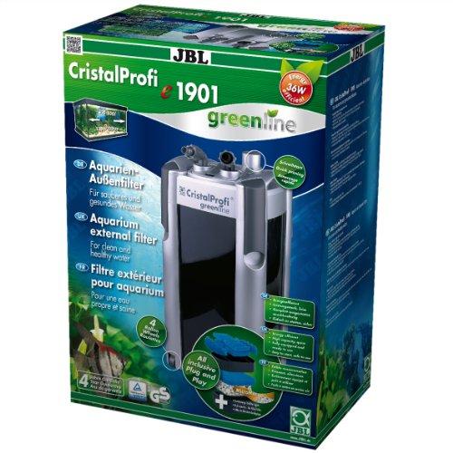 Au�enfilter f�r Aquarien von 200 - 800 Litern, ChristalProfi e 1901 greenline, 60222