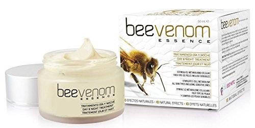 Bienengift Creme Essence f�r reife, sensible oder fettiger Haut sowie diejenigen mit Verunreinigungen, als Grundlage Sahne und als Nachtpflege. 50ml