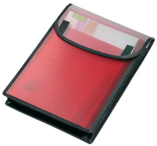 Velobag Heftbox A4 Hoch Klettverschluss, Rot