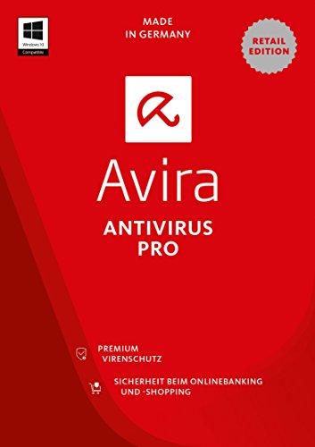 Avira AntiVirus Pro 2017 (1 Ger�t / 1 Jahr)