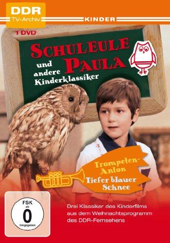 Schuleule Paula und andere Kinderklassiker