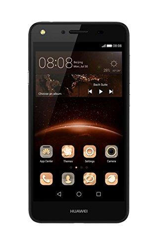 Huawei Y5�II Smartphone entsperrt 4�g 11,4�cm (: 5�Zoll�-�8�GB�-�Dual SIM�-�Android 5.1�Lollipop) schwarz