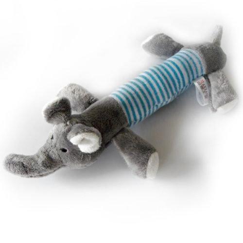 Hundespielzeug Pl�sch-Sound-Haustier-Welpen kauen Quietsche Squeaky Model 3