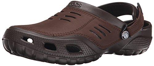 crocs Yukon Sport, Herren Clogs, Braun (Espresso/Espresso 22Z), 43/44 EU (9 Herren UK)
