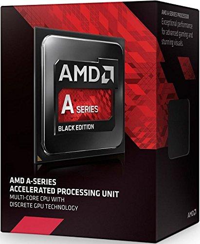 AMD A10-7850K Black Edition, 4x3.7GHz, 4MB Cache, Sockel FM2+, 95W