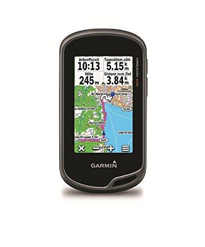 Garmin GPS Ger�t Oregon 600 (GPS inkl. GLONASS Bluetooth-Kompatibilit�t, robuster 7,6 cm (3 Zoll) Touchscreen)