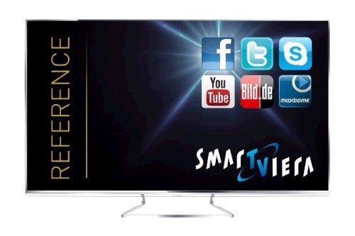 Panasonic TX-L47WTW60 119cm (47 Zoll) Smart VIERA 3D-LED-Backlight-Fernseher (Full HD, 3600Hz bls, Twin HD Triple Tuner DVB-T/C/S2, 2x CI+, WLAN, USB-Recording, HbbTV)