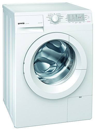 Gorenje WA 6840 Waschmaschine FL / A+++ / 146 kWh/Jahr / 1400 UpM / 6 kg / 9146 L/Jahr / Startzeitvorwahl / Restzeitanzeige / wei�