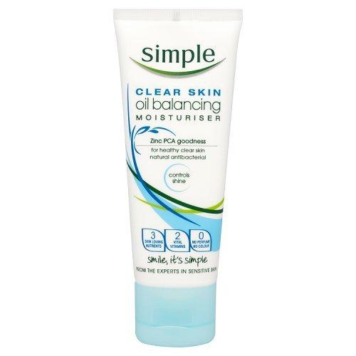 Gesichtscreme f�r fettige & unreine Haut von Simple Kosmetik